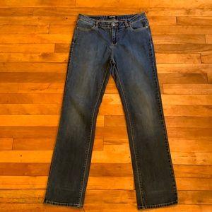4/$40 - BUFFALO Straight Leg Jeans - Size 6x30